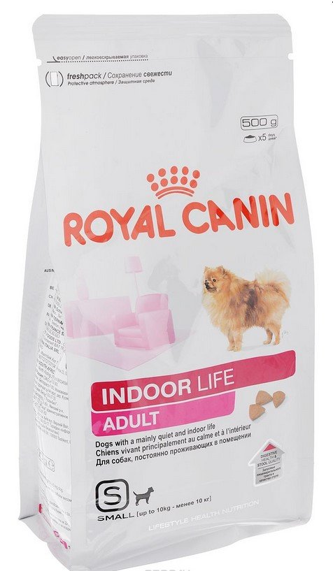 Корм royal canin для щенков норма